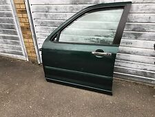 Honda CRV  MK2 02-07 Passenger Front Door Left N95 Green