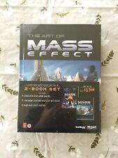 The Art of Mass Effect - Rare double book set - brand new and sealed