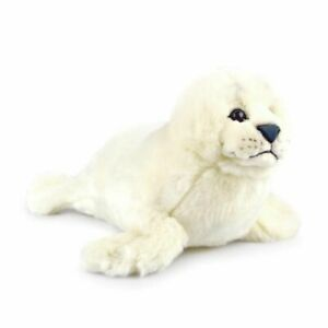 Korimco 35cm Sidney Seal Kids/Toddler Soft Animal Plush Stuffed Toy 3y+ White