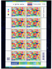 THAILAND 2019 World Post Day F/S (3b x 10)