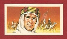 T E LAWRENCE of ARABIA Supporter of ARAB Interests 1969 original card
