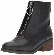 Lucky Brand Women's Lk-tibly Ankle Boot, Black, Size 11.0 PLs0