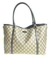 GUCCI GG pattern shoulder bag GG plus 197,953 tote bag Used 1072-9b.Z
