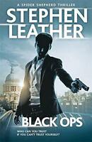 Black Ops: The 12th Spider Shepherd Thriller by Leather, Stephen | Paperback Boo