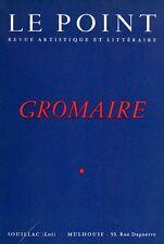 Le Point. December 1954. Marcel Gromaire.