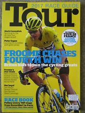 Tour de France 2017 Race Guide from Cycling Weekly magazine Chris Froome Sagan
