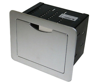 Kramer TBUS-1AXL(BC) Silver Table Mount Modular Multi-Connection Solution STP