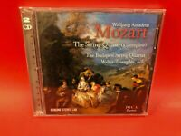 Wolfgang Amadeus Mozart: The String Quintets (complete) (CD, May-2017, 2 - A490