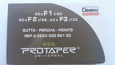 Dentsply Protaper Univeral  Obturation Gutta Percha Points F1 F2 F3 60pcs