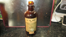 More details for vintage chemist bottle aqueous iodine solution 17cm with label