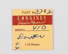 Longines Genuine Material Part #3702 Shock Springs for Cal. 410