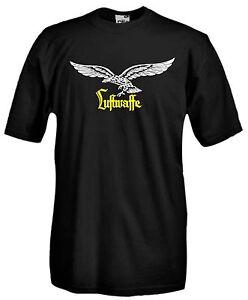 Jersey Luftwaffe A26 Ausgaben Militär II Krieg Weltkrieg T-Shirt Baumwolle