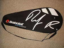 New Babolat Pure Drive Andy Roddick Tennis Racquet Racket Cover Bag