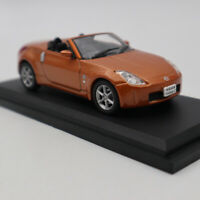 Norev 1:43 Nissan Fairlady Z 2003 Cabriolet Toys Collection Diecast Models Car