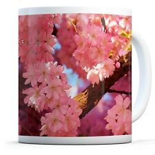 Cherry Blossom Tree - Drinks Mug Cup Kitchen Birthday Office Fun Gift #8995