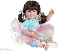 "Sugar Rush 20"" Adora Dressed  Doll HAS TEETH Toddler Time Baby 20015006 RETIRED"