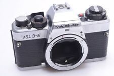 VOIGTLANDER *READ* VSL3-E 35MM CAMERA BODY ONLY *FOR PARTS OR REPAIR*