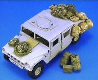 1/35 Resin HMMWV Humvee Hummer Stowage (NO CAR) Unpainted Unassembled FY082