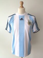 Adidas 2008 Argentina National Team Youth Soccer Shirt Jersey 176cm - XL - 16Y.