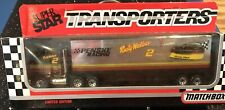 Matchbox~1992~Super Star Transporters~Rusty Wallace~Penske Racing~See Notes