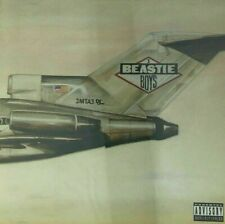 Beastie Boys License to Ill 1986 Def Jam Recordings Usa Explicit Disc Only #G236