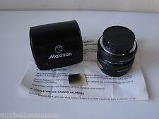 Makinon N° 1 x 2 Converter/Camera Minolta