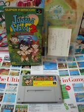 Super Famicom SFC:Jungle Wars 2 [TOP RPG PONY CANYON] SANS NOTICE - Jap