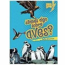..Sabes algo sobre aves?/ Do You Know about Birds? (Libros Rayo - Conoce Los Gr