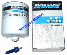 Genuine MerCruiser Fuel Filter/Water Separator, V-6 EFI & - 35-18458Q4