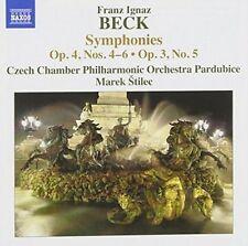 Franz Ignaz Beck: Symphonies, Op. 4, Nos. 4-6, New Music