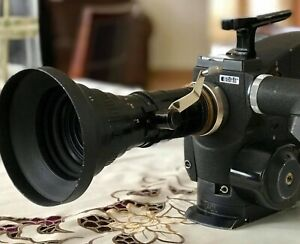 ECLAIR ACL-1.5 16mm Camera with Angenieux 12-120mm zoom lens