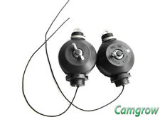 20 X Ez Rolls Easy Rollers - Grow Light Reflector Hangers/Adjusters Hydroponics