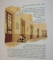 Gabriel Chevallier SAINTE-COLLINE illustré Jacques Touchet 1947 numéroté