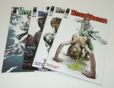 Witch Doctor 1 2 3 4 Comic SET Image 1st Print First Witchdoctor COMPLETE Series