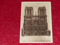 Yvon - Paris Strolling Notre-Dame de Paris Facade 1919 Helio 3e Series - 68 CPA
