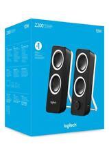 Logitech Z200 10 W estéreo los altavoces multimedia