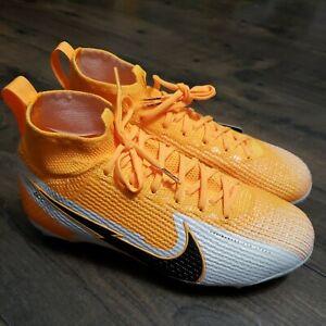 Nike Superfly 7 Elite FG Jr Flyknit Soccer Cleats AT8034-801 Size 4Y/Women's 5.5