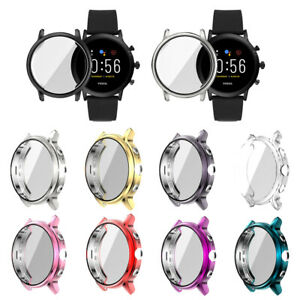 Screen Protector Plating Watch Cover Electroplated For Fossil Gen 5 Carlyle