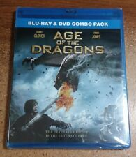 Age of Dragons BLU-RAY/DVD COMBO Danny Glover Connie Jones PG13