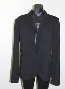 Seed: Soft Black Blazer / Jacket:  Worn only once. Size M RRP $129