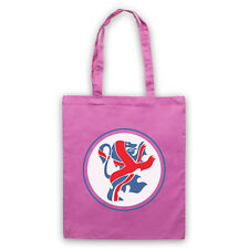 CULT BRITISH TV CLASSIC THE AVENGERS UNOFFICIAL LOGO TOTE BAG LIFE SHOPPER