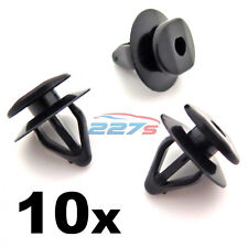 10x Side Moulding, Door Strip & Wheel Arch Trim Clips, Fit some Subaru 909130109