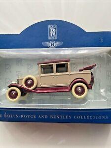 The Rolls Royce And Bentley Collection; 1926 Rolls-Royce 20 HP Landaulet
