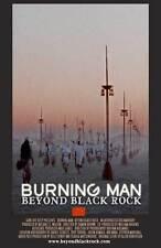 BURNING MAN: BEYOND BLACK ROCK Movie POSTER 27x40 B
