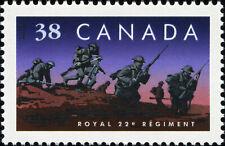 Canada Scott 1250 Royal 22e Regiments XF-91 MNH OG (20000)