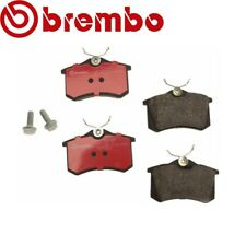 For Volkswagen Beetle Jetta Golf Disc Brake Pad Set Rear 1.8L l4 Brembo P85020N