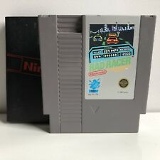 Nintendo NES Rad Racer Pal With Dustcover