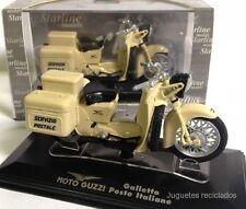 1/24 MOTO GUZZI GALLETTO 192 DIECAST STARLINE MODELS MOTORCYCLE BIKE