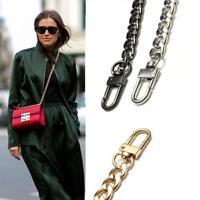 Metal Purse Chain Strap Handle Shoulder Crossbody Bag Handbag Replacement DIY