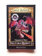 DELTORA QUEST 3: Dragon's Nest by EMILY RODDA